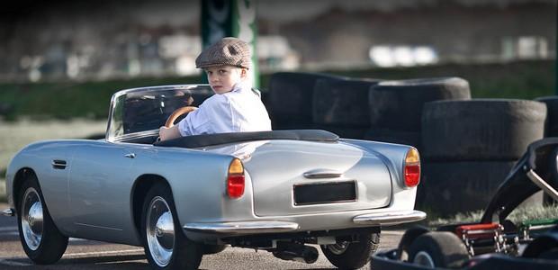 Aston Martin For Kids Cars One Love