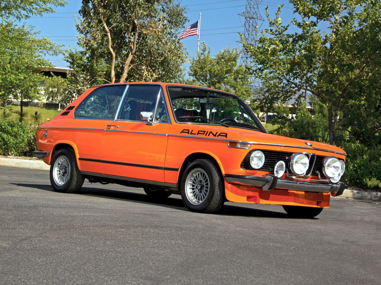 Bmw 2002 Tii Touring By Alpina E10 1974 Cars One Love