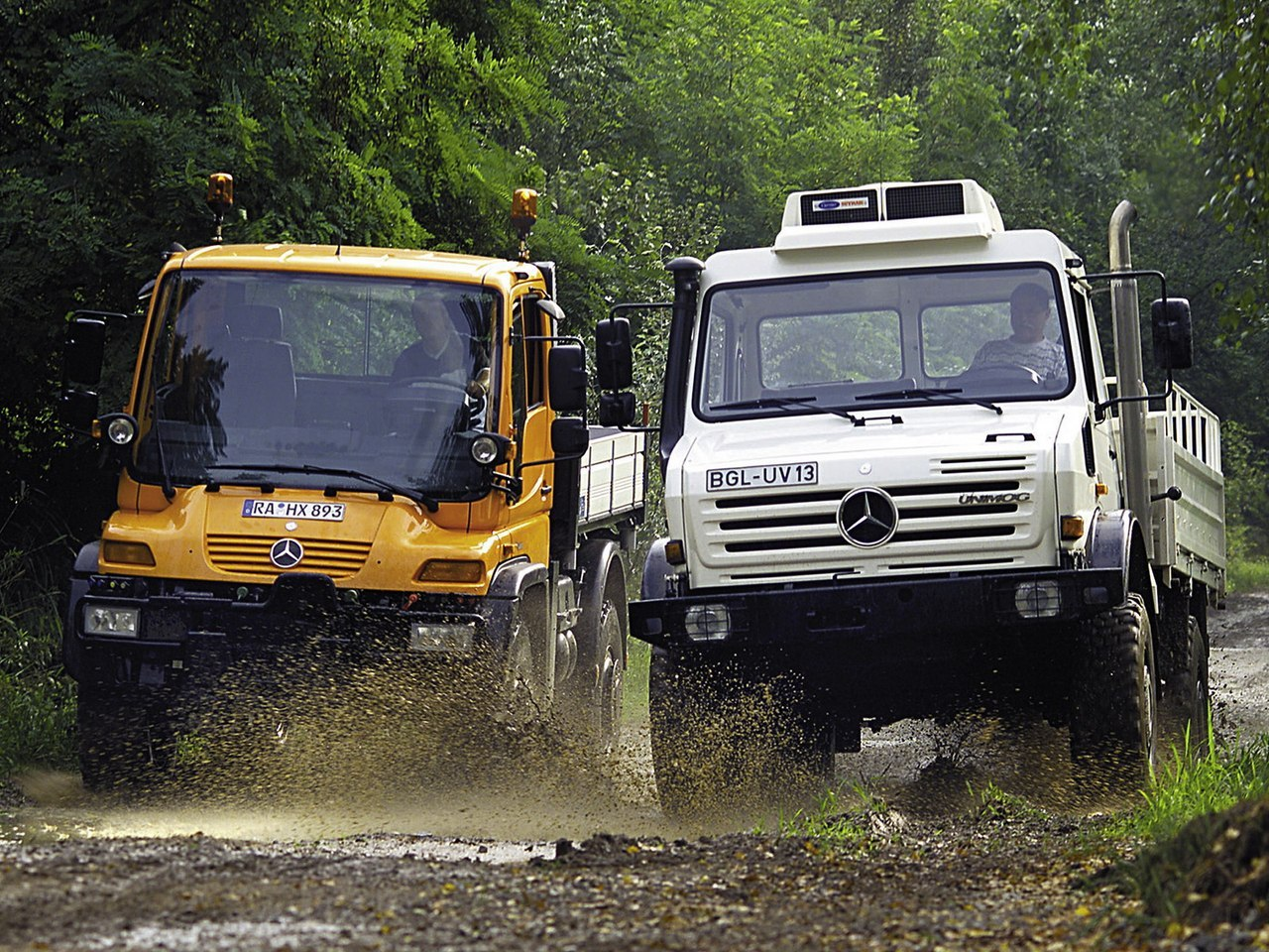 mercedes-benz-unimog-u-5000-6x6-4 - Cars One Love