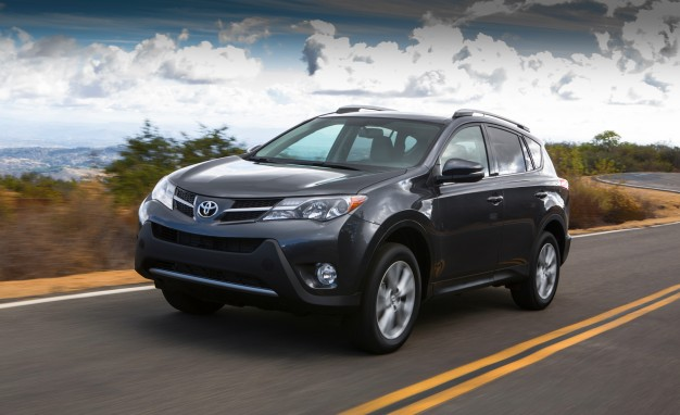 What does suv stand for? Toyota Rav 4