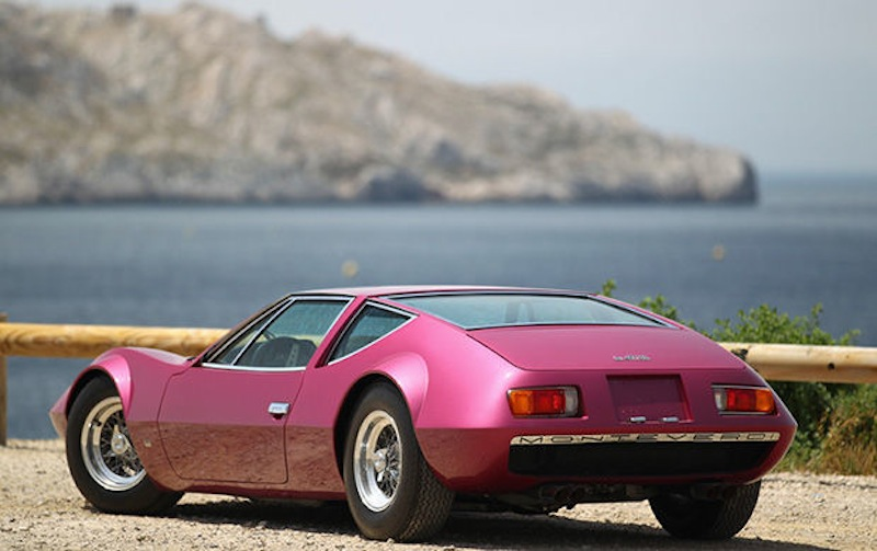 1970 Monteverdi Hai 450 SS Price