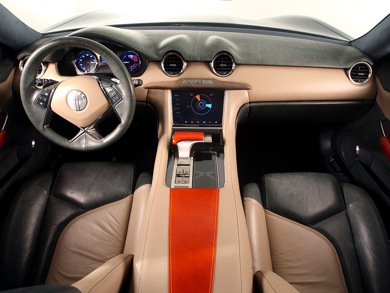 2009 Fisker Karma Q-Drive top car rating and specifications